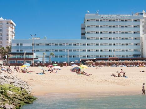 Extérieur de l'hôtel - Dom Jose Beach Hotel