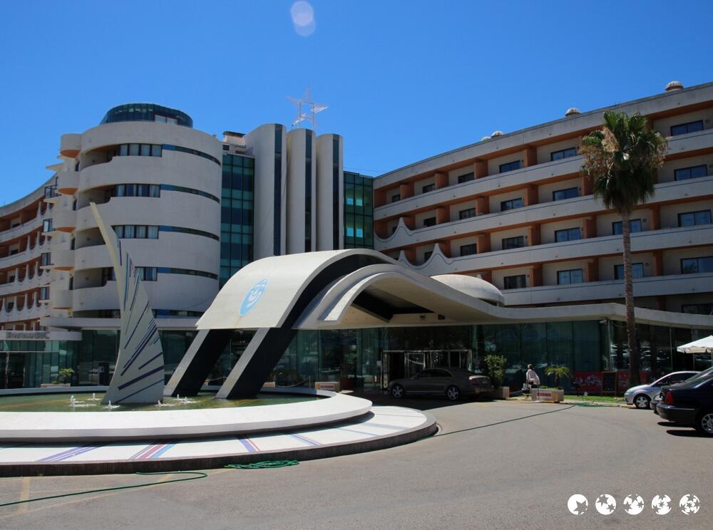 Aparthotel paraiso de albufeira albufeira for Portugal appart hotel