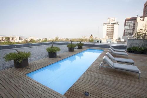 Services - Hotel Hilton Mexico City Reforma