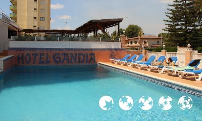Foto de los servicios de Hotel Gandia Playa
