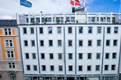 Außenansicht - Hotel Maritime
