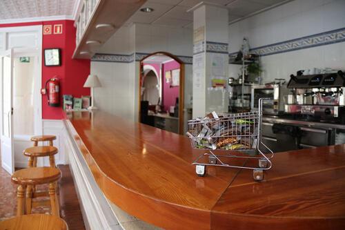 Foto de restauración de Hostal Comercio