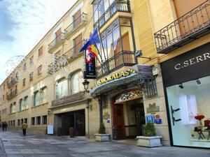 """Foto del exterior de """"Hotel Las Moradas"""""""