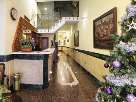 Foto de las zonas nobles de Hotel Las Moradas