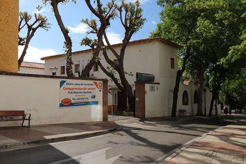Außenansicht - Albergue Inturjoven Marbella