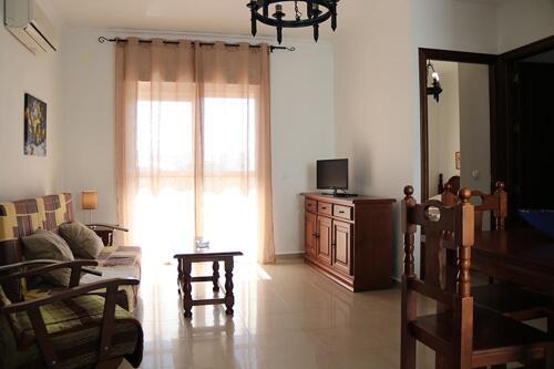 Foto de una habitación de Apartamentos Conil Alquila