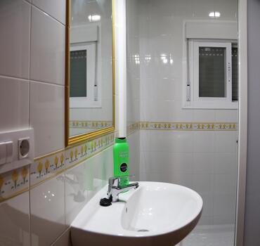 Foto del baño de Hostal Los Mellizos