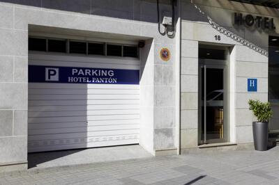 Foto dos arredores - Hotel Pantón