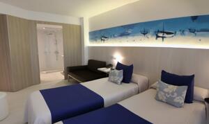 """Foto de una habitación de """"Alegria Mar Mediterrania"""""""