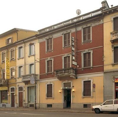 Foto del exterior de Hotel Mazzini