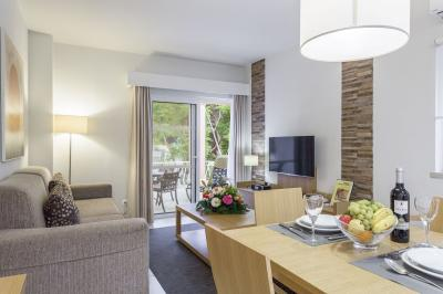 Foto de una habitación de Diamond Villas at Vilar Do Golf by Diamond Resorts