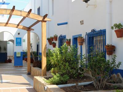 Foto del exterior de Hotel El Puntazo I