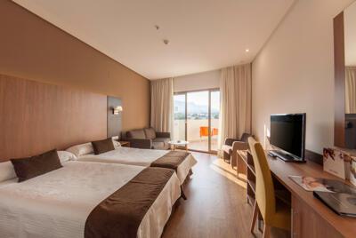 Foto de una habitación de Albir Playa Hotel & Spa