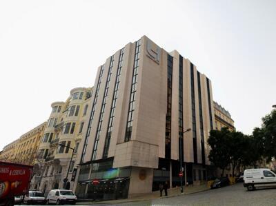 Extérieur de l'hôtel - Hotel Lisboa