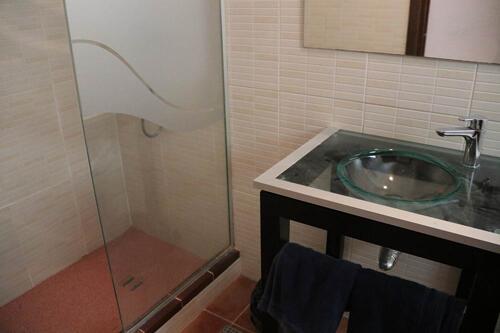Badezimmer - Ciudad De Vacaciones Cala Montjoi