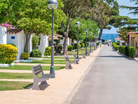Außenansicht - Ciudad De Vacaciones Cala Montjoi