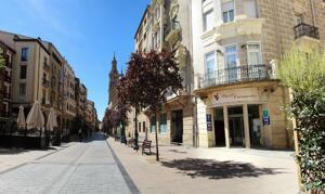 """Foto del exterior de """"Hostel Entresueños Logroño"""""""
