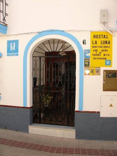 Außenansicht - Hostal La Luna