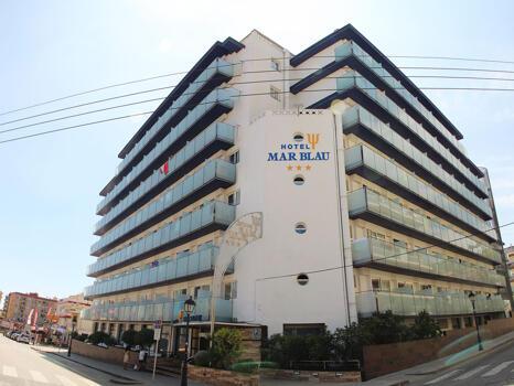 Foto del exterior de Hotel Mar Blau
