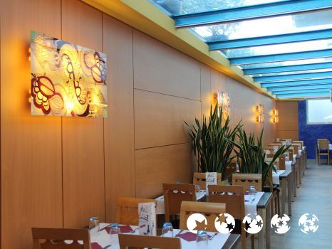Foto de restauración de Hotel Mar Blau