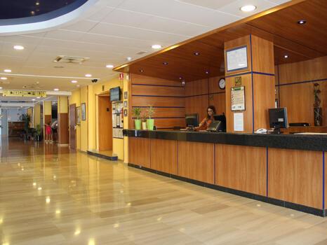 Foto de las zonas nobles de Hotel Mar Blau