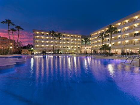 Extérieur de l'hôtel - H10 Cambrils Playa