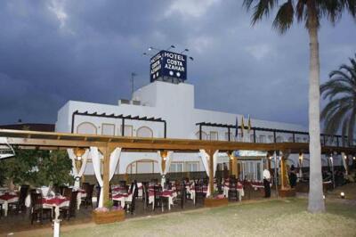 Foto del exterior de Hotel Costa Azahar