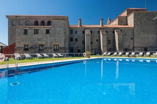Foto de los servicios de Barceló Monasterio De Boltaña Spa