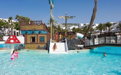 Foto de los servicios de H10 Suites Lanzarote Gardens