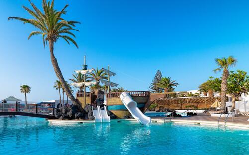 Ausstattung - H10 Suites Lanzarote Gardens