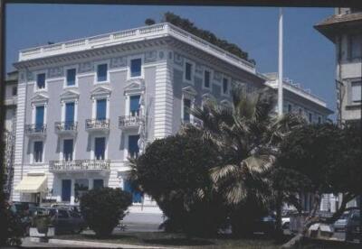 Foto del exterior de Palace Hotel