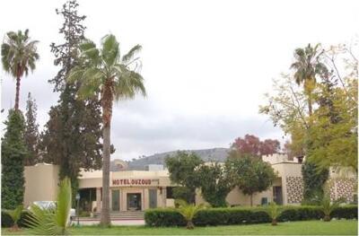 Foto del exterior de Hotel Ouzoud Beni Mellal