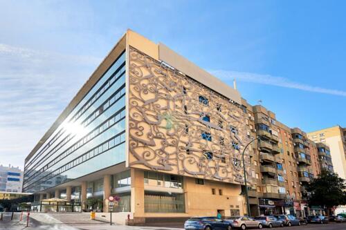 Foto degli esterni Eurostars Málaga