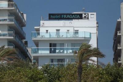 Foto del exterior de Hotel Fragata