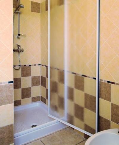 Bathroom – Agriturismo Il Melograno