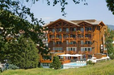 Extérieur de l'hôtel - Le Souleil'Or