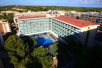 """Foto exterior del """"Hotel Ohtels Villa Dorada"""""""