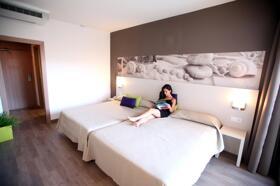 """Foto de una habitación de """"Ohtels Villa Dorada"""""""