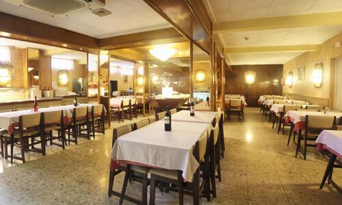 Foto de restauración de Hotel Continental Tossa
