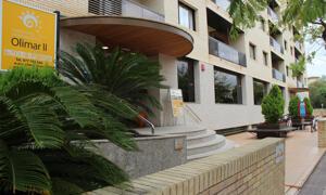 """Foto del exterior de """"Aparthotel Olimar II"""""""