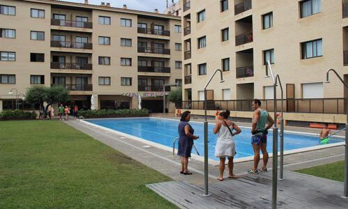 Foto de los servicios de Aparthotel Olimar II