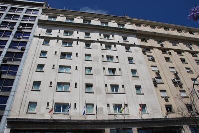 Foto del exterior de Gran Hotel Argentino