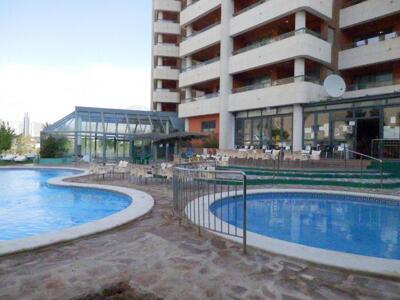 Foto del exterior de Apartamentos Buenavista