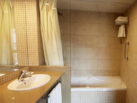 Foto del baño de Hotel Espel