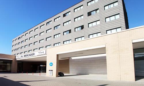 Foto del exterior de Hotel Mercader