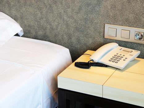 Foto de una habitación de Hotel Mercader