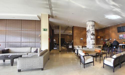 Foto de las zonas nobles de Hotel Mercader