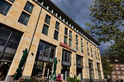 Außenansicht - InterCityHotel Bremen