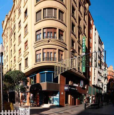 Foto del exterior de Hotel Castilla
