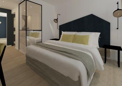 Foto de una habitación de Hotel Roc Meler